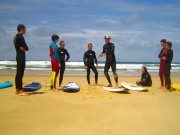 stages de surf au Cap ferret